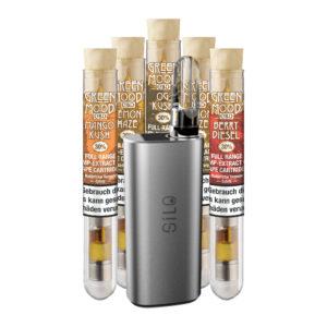 CBD Vape & CBD E-Liquids
