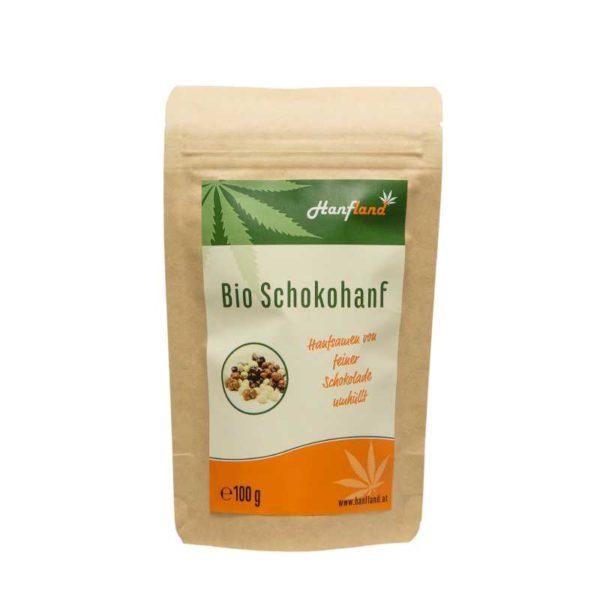 CBD-Theke Bio Schokohanf 100g