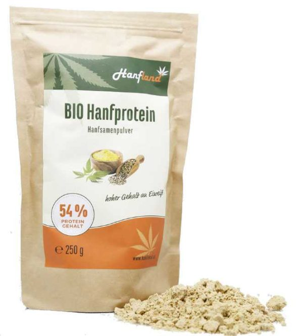 CBD-Theke BIO Hanfprotein 54%