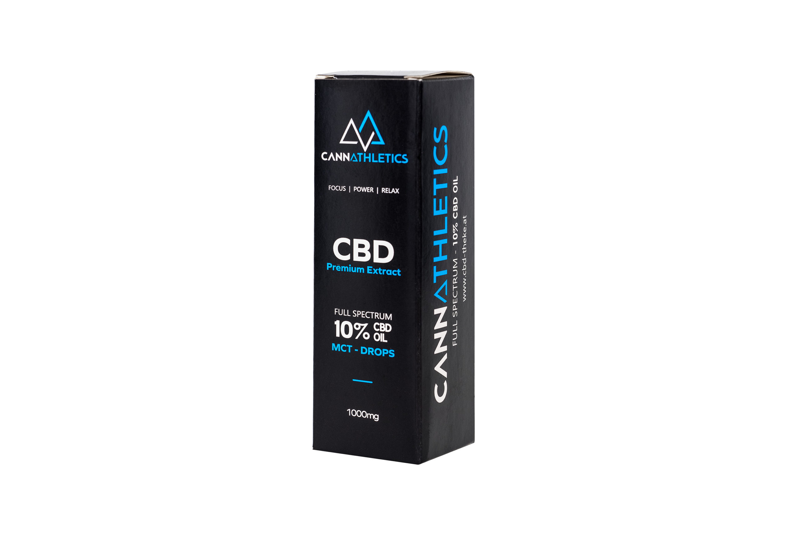 CannAthletics CBD Oil