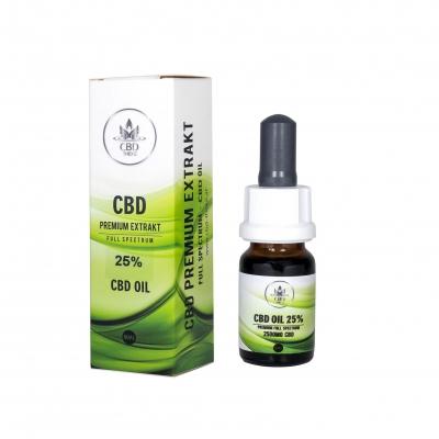 Premium CBD Oil 25% Full Spectrum