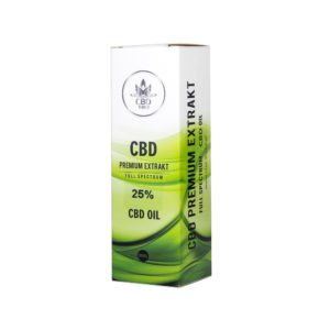 Premium CBD Oil 25% Full Spectrum