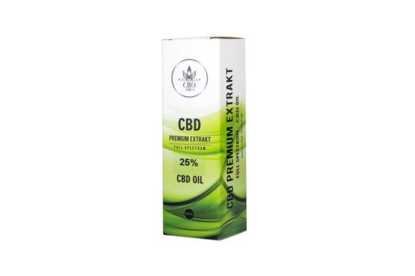 CBD-Theke Premium CBD Oil 25% Full Spectrum