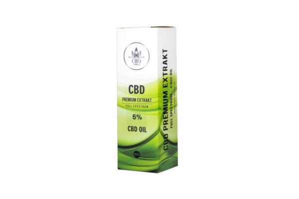 CBD-Theke Premium CBD Oil 5% Full Spectrum