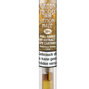 Lemon Haze 30% CBD Hanfextrakt Vape-Öl