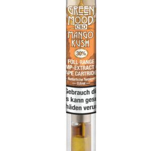 Mango Kush 30% CBD Hanfextrakt Vape-Öl