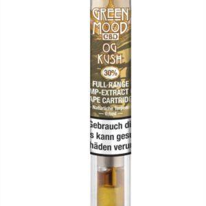 OG Kush 30% CBD Hanfextrakt Vape-Öl