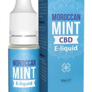 CBD E-Liquid Maroccan Mint