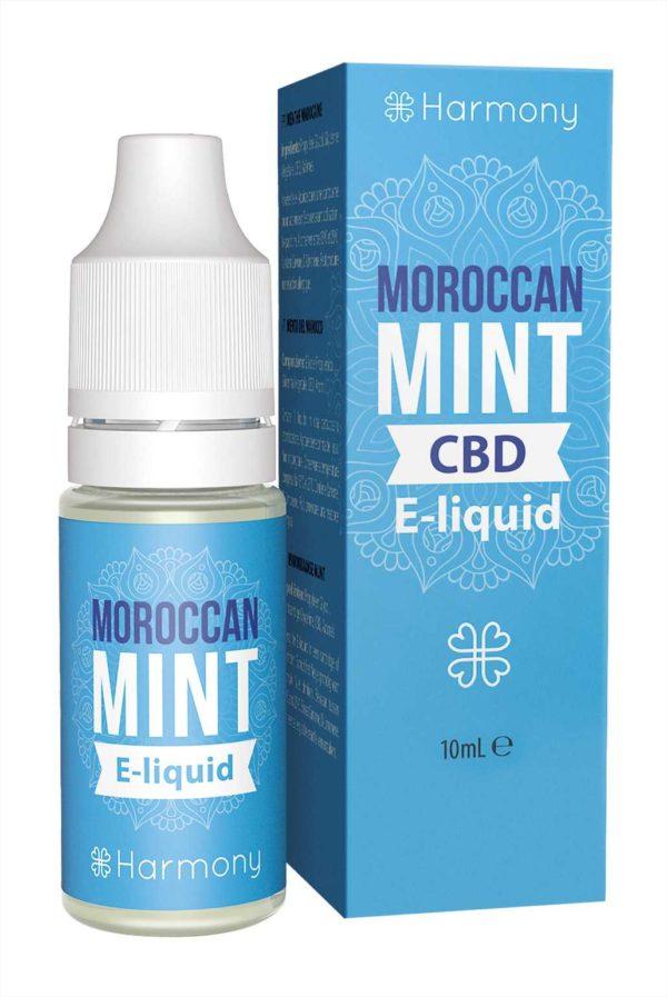 CBD-Theke CBD E-Liquid Maroccan Mint