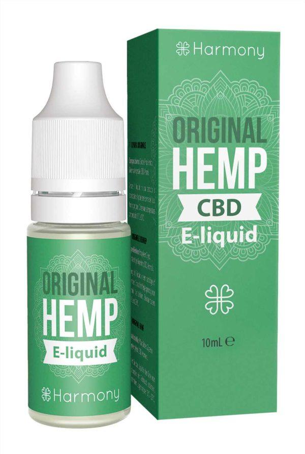 CBD-Theke CBD E-Liquid Original Hemp