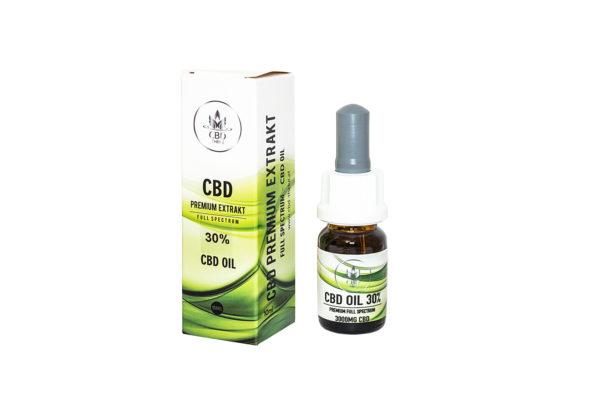 CBD Theke Premium CBD Oil 30% Full Spectrum