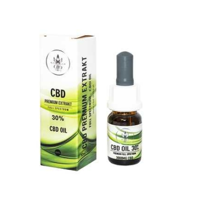 Premium CBD Oil 30% Full Spectrum