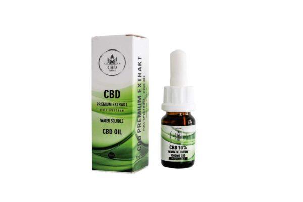 CBD Theke Premium CBD 10% Water Soluble